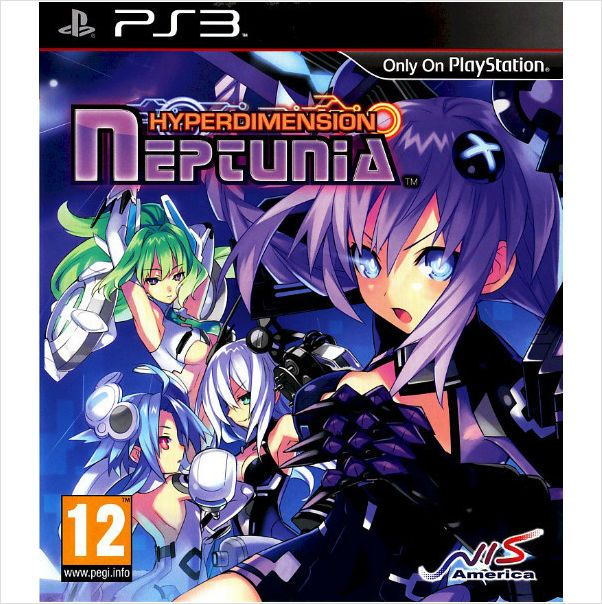 Hyperdimension Neptunia Ps3 Region Free Rpg Patron