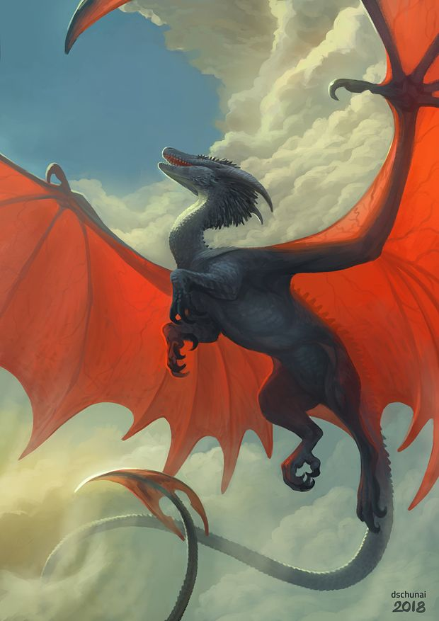 Pin de Evelyn Tillinghast en Dragons | Pinterest | Dragones ...