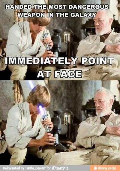 Lightsaber Happy Star Wars Day Star Wars Jokes Star Wars Humor