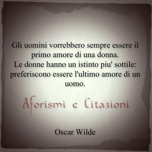 frasi d'amore wilde