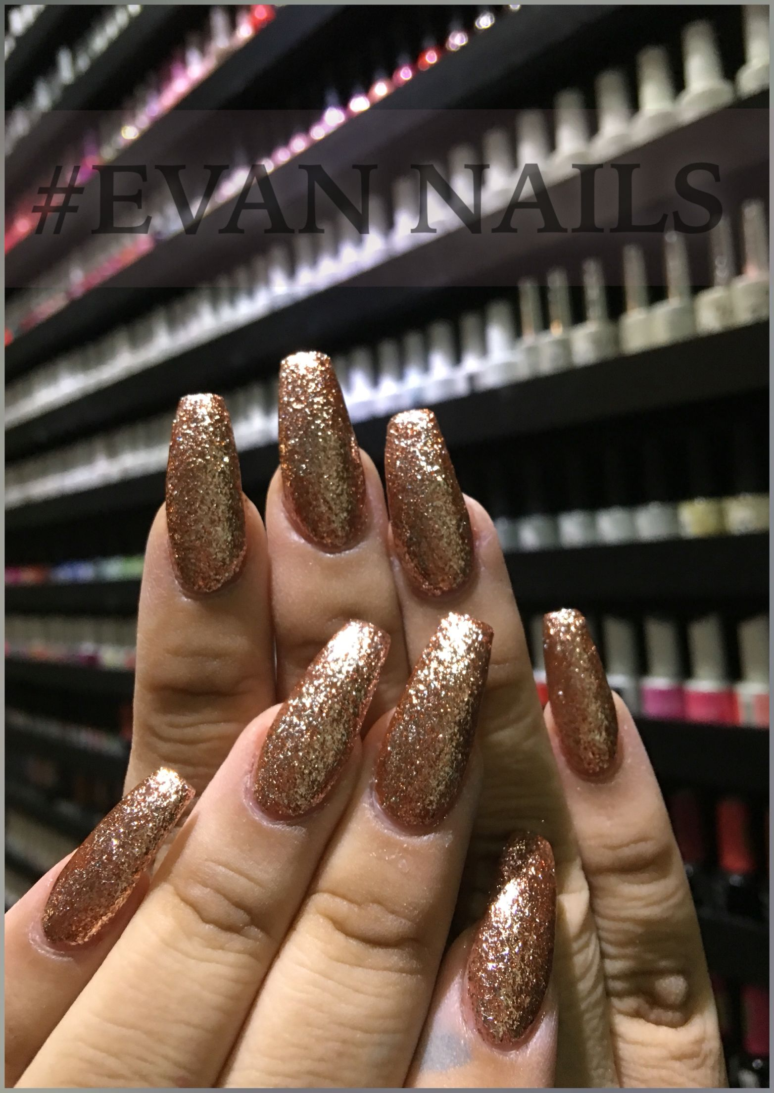 Evan Nails 2751 Gessner Rd Houston, TX 77080 713 895 8277 #nails ...