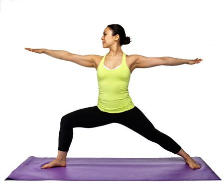 Lean, serene yoga: Try to boost your well-being and calm with these six poses