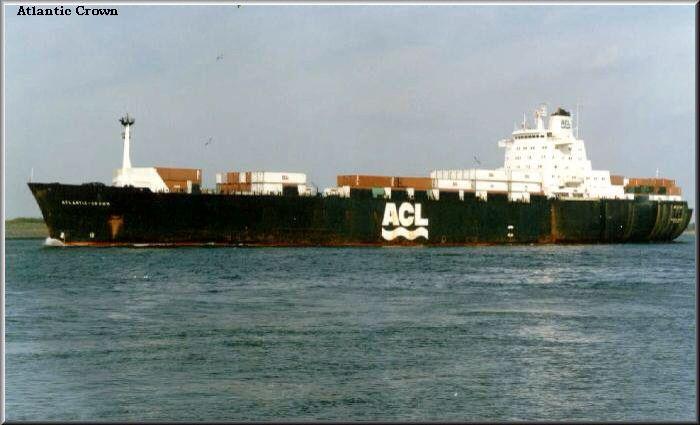 Atlantic Crown Menu