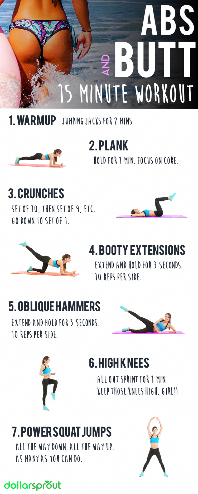 19++ Under belly button workout inspirations