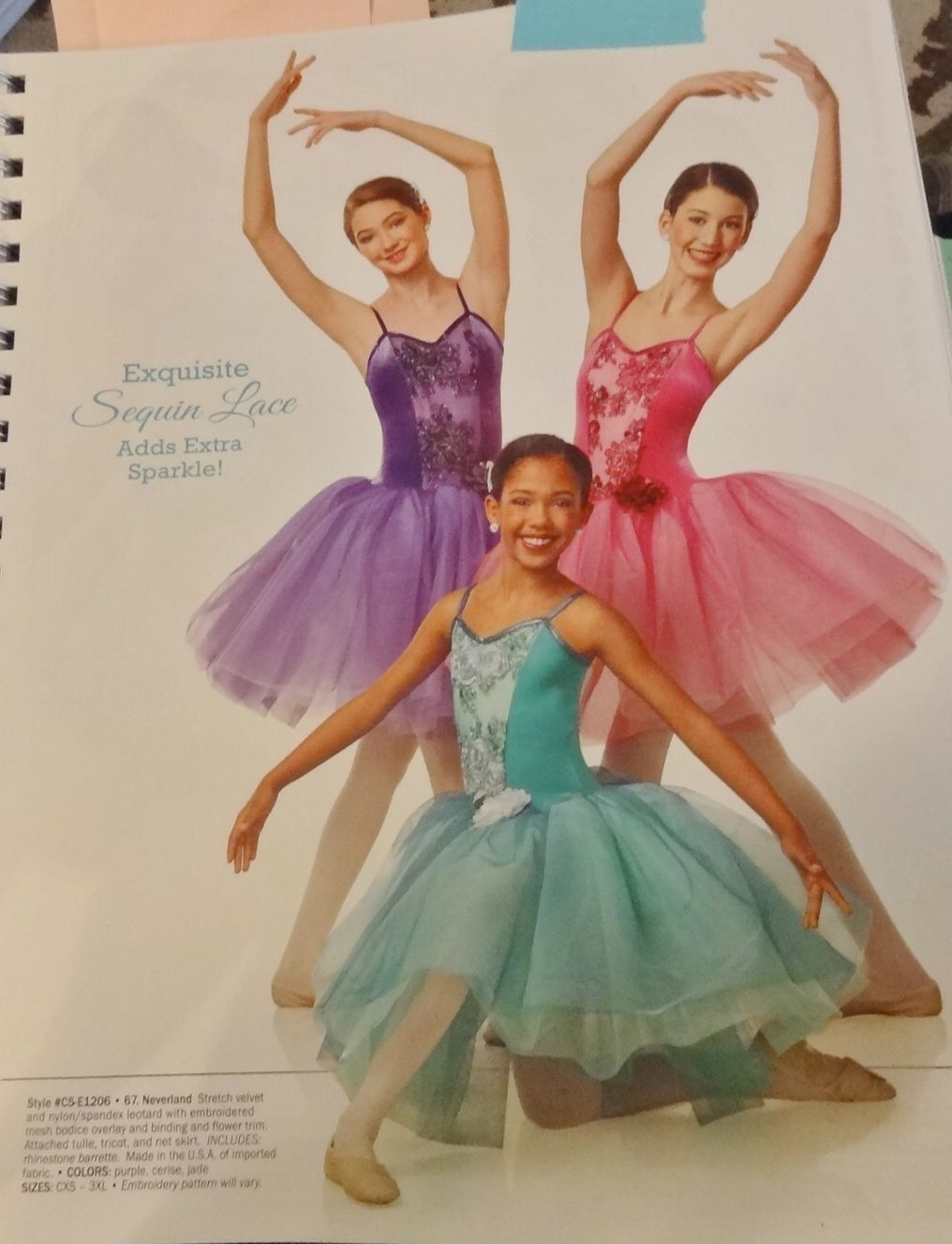 Curtain Call Dance Outfits Ballet Tutu Dance Costumes