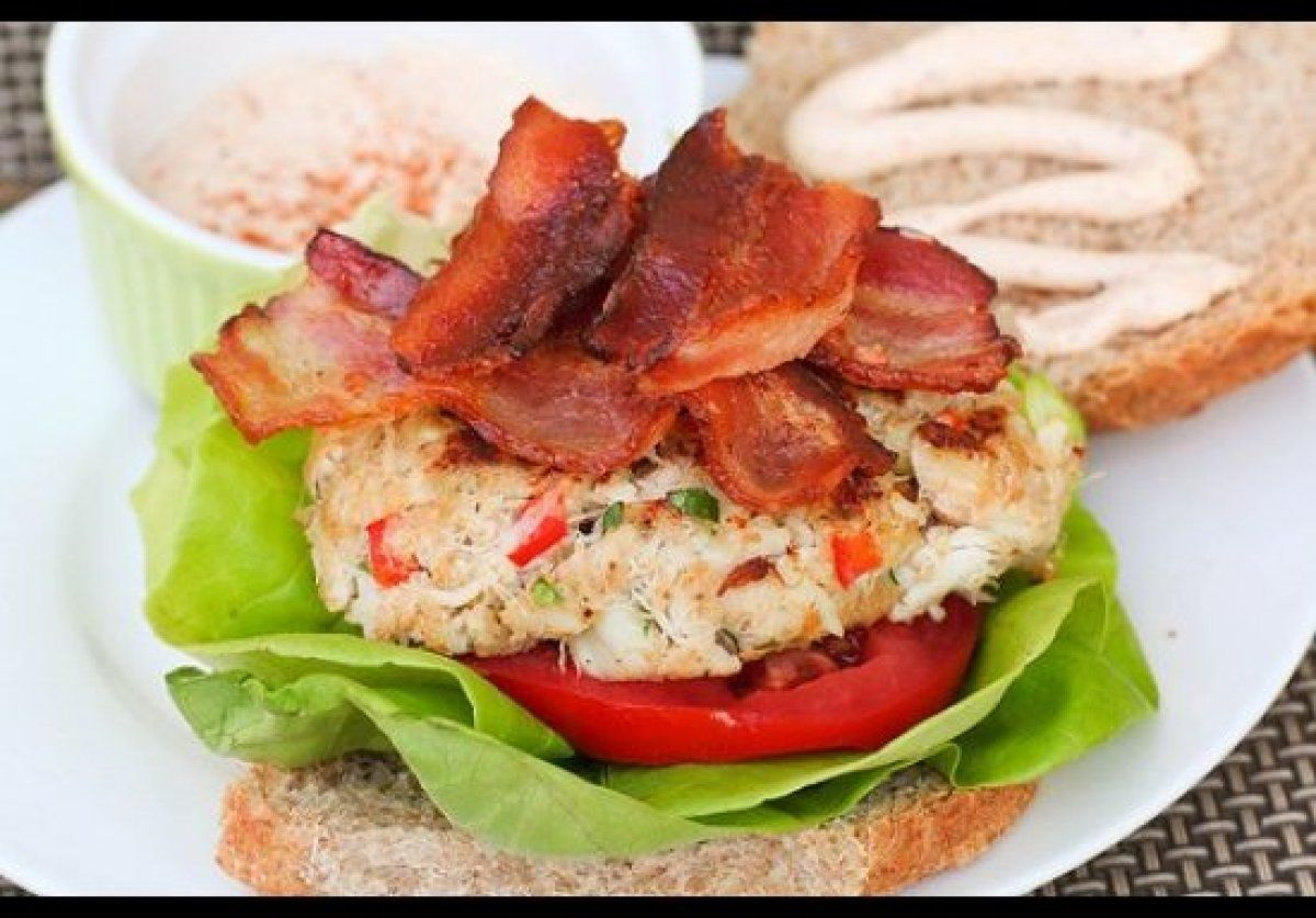 35 blts youve never seen before crab cakes seafood