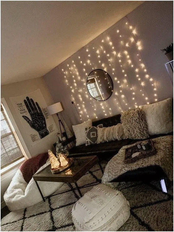 23 Small Apartment Decorating Ideas On a Budget That You Must Know #apartmentdecoratingideas #apartmentdecoratingonabudget #apartmentdecorating | Home Sweet Home #WallsOfDecor