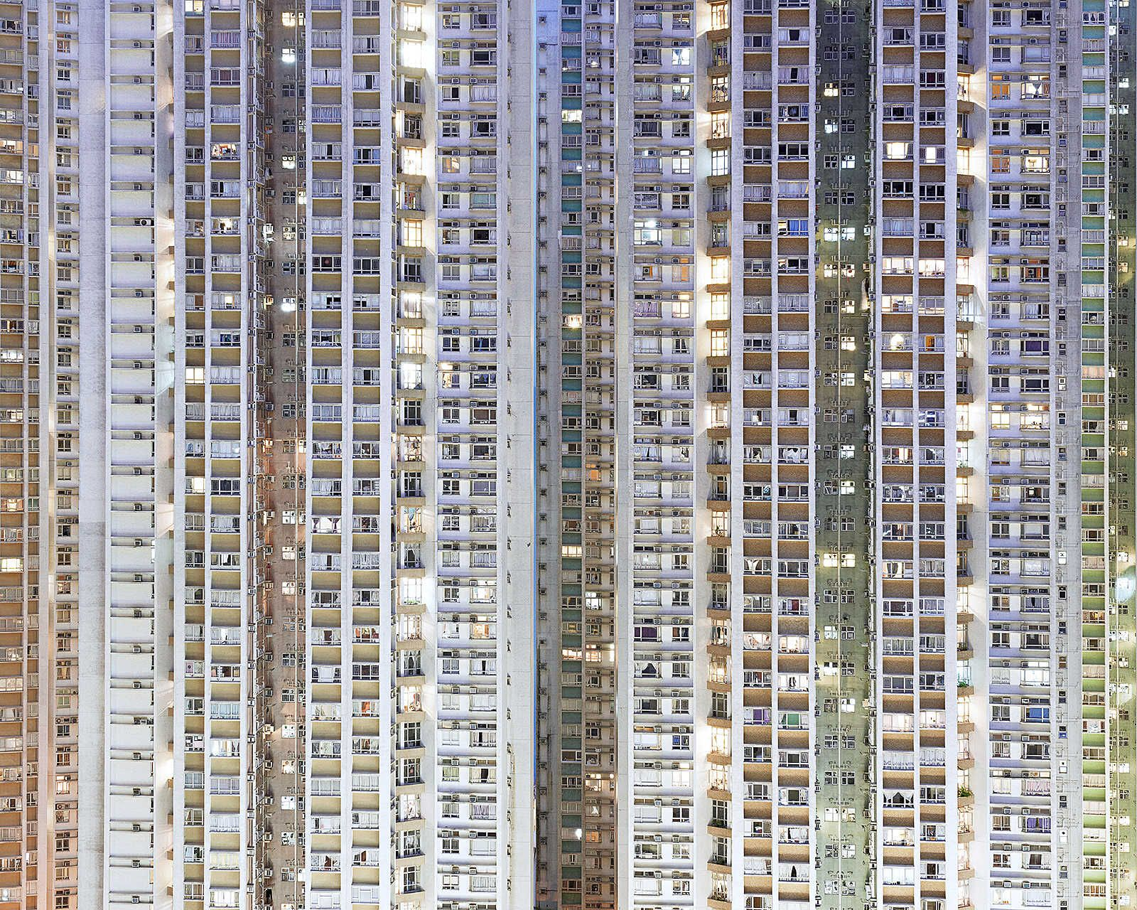 Urban landscape V - Bence Bakonyi - Schilderijen, fotografie, fotokunst online bij LUMAS