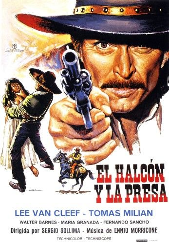 The Big Gundown (Aka La Resa Dei Conti Aka Accounts Rendered Aka El Halcon Y La Presa) Lee Van Cleef On Spanish Poster Art 1966 Movie Poster Masterprint (11 x 17)