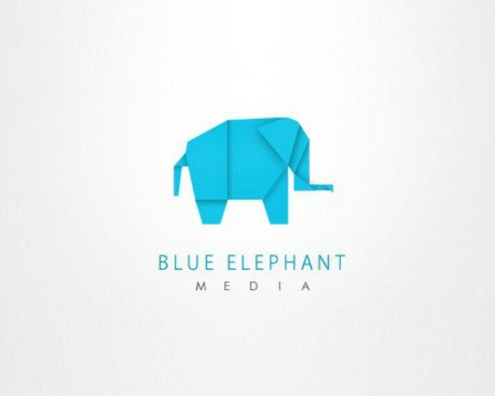 Blue Elephant Media logo