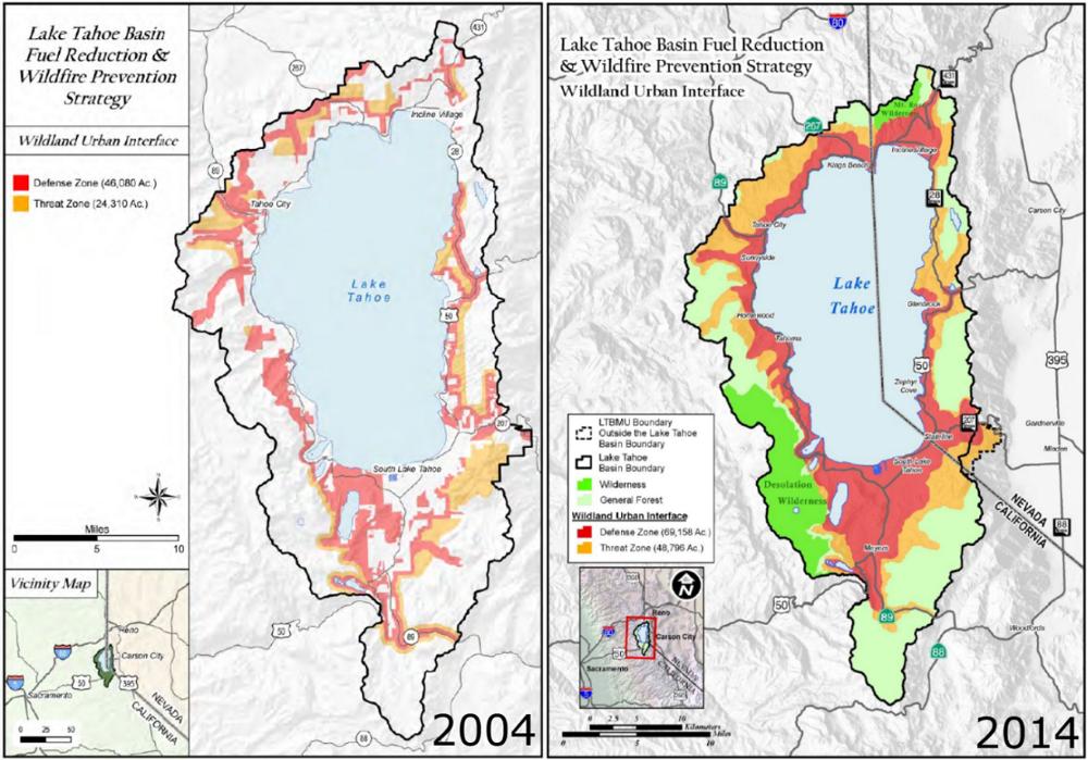 Walker, 2004 Community safety, Landscape, Ecosystems