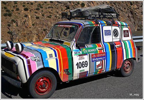 4l trophy renault 4 rally paris to marrakech i renault 4 pinterest renault 4l. Black Bedroom Furniture Sets. Home Design Ideas