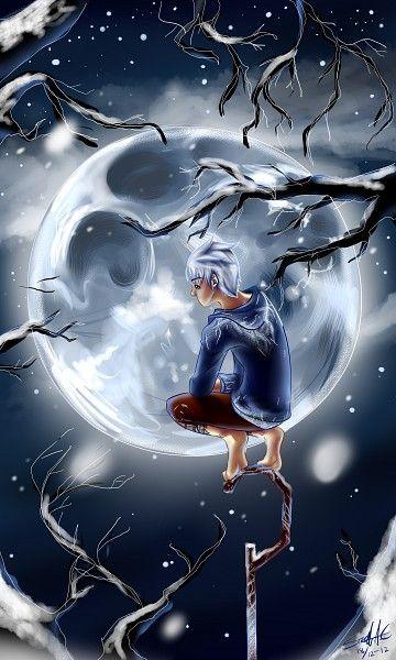 Jack E O Espirito Ou A Personificacao Do Inverno Imagine