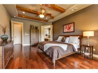 Tray Ceilings With Exposed Beams Home