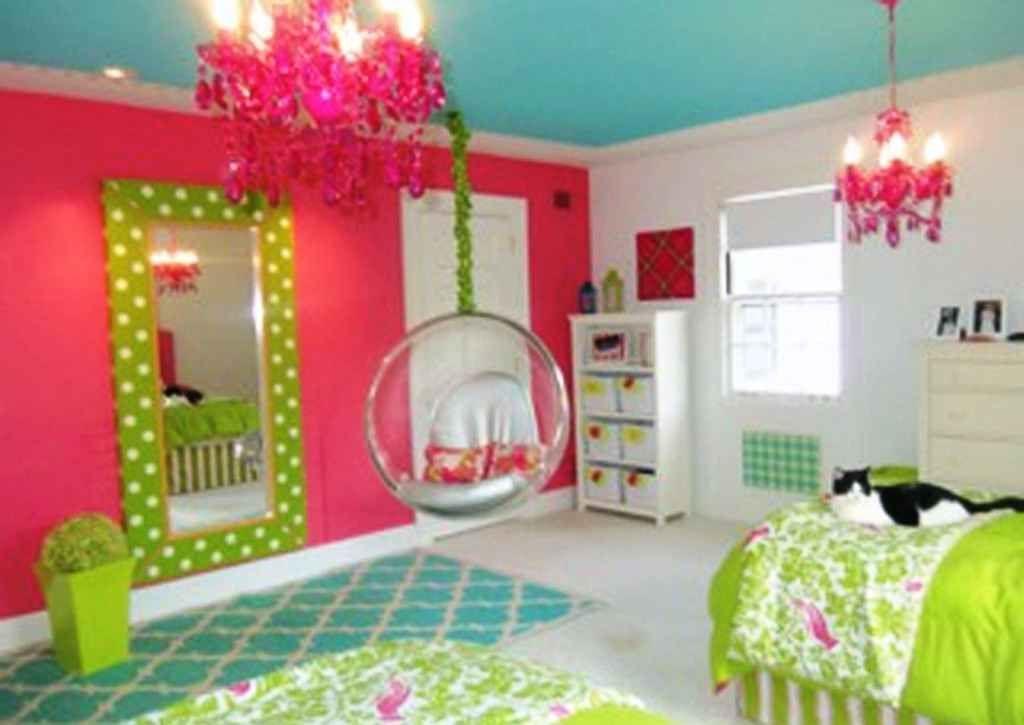 Girls room decor ideas colors white decor