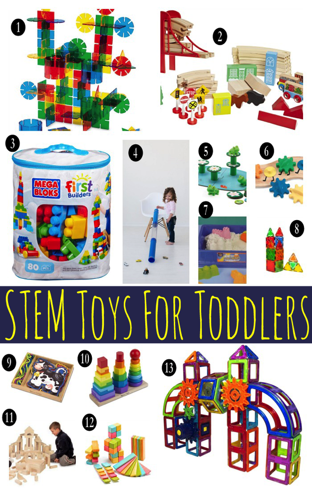 Learning Toys And Games : Stem toys for toddlers