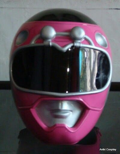 Pink Turbo Ranger Helmet Everything Pinterest Power Rangers