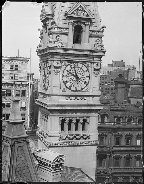 Insurance Building Clock Tower Post Office Square Clock Tower Boston History Boston Public Library