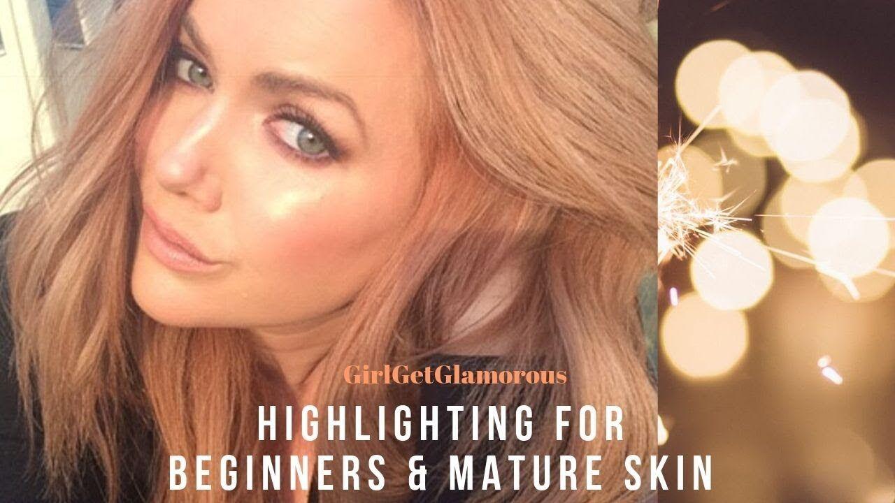best cream highlighter for mature skin