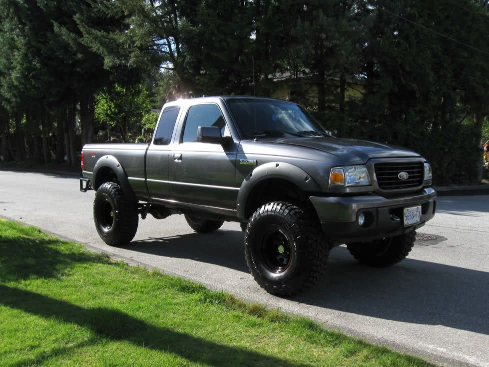 2005 ford ranger 4x4 more - Lifted 2008 Ford Ranger
