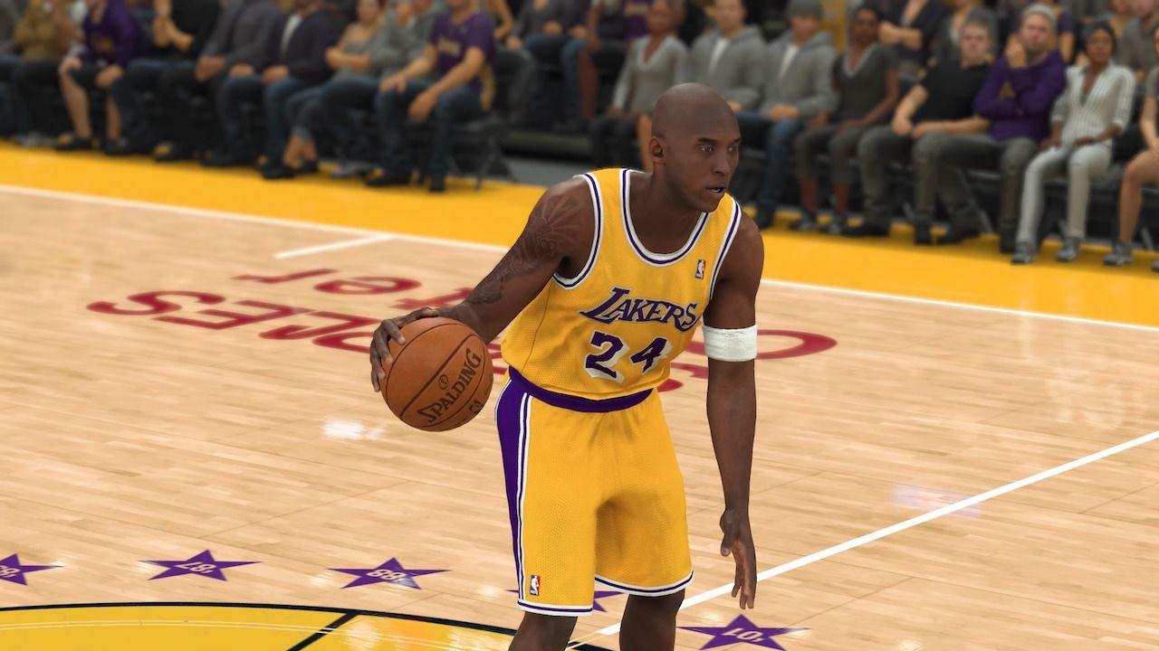 Nba 2k20 How To Add Kobe Bryant In 2020 Kobe Bryant Kobe Nba