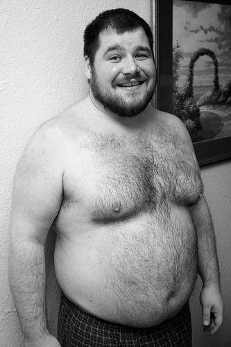 Big belly gay men