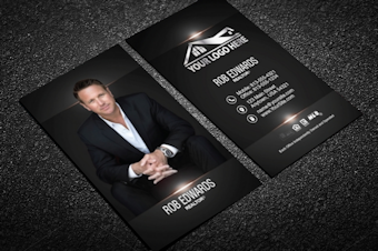 Real estate business cards business card templates for keller real estate business cards business card templates for keller williams century 21 remax coldwell banker berkshire hathaway and more accmission Choice Image