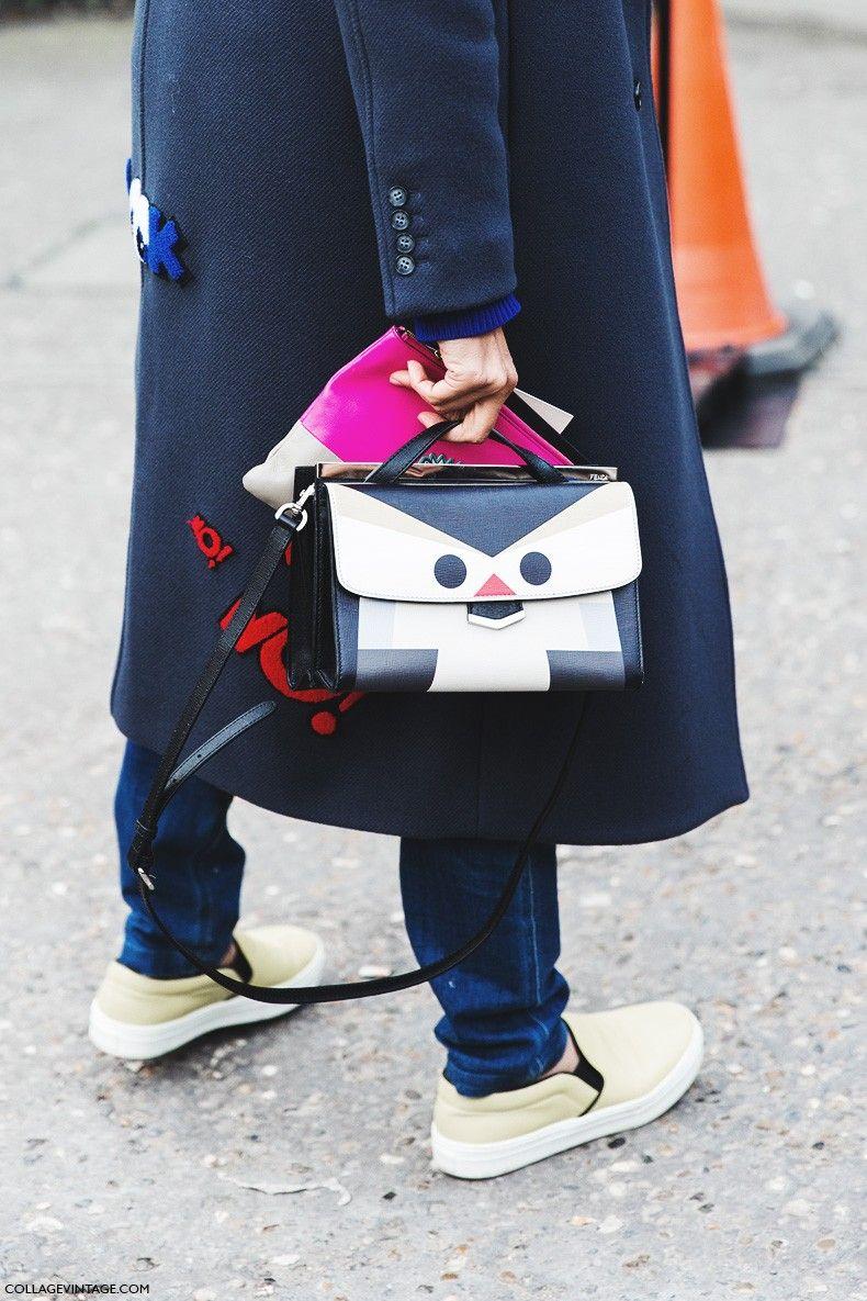 London_Fashion_Week_Fall_Winter_2015-Street_Style-LFW-Collage_Vintage-Fedi_Bag