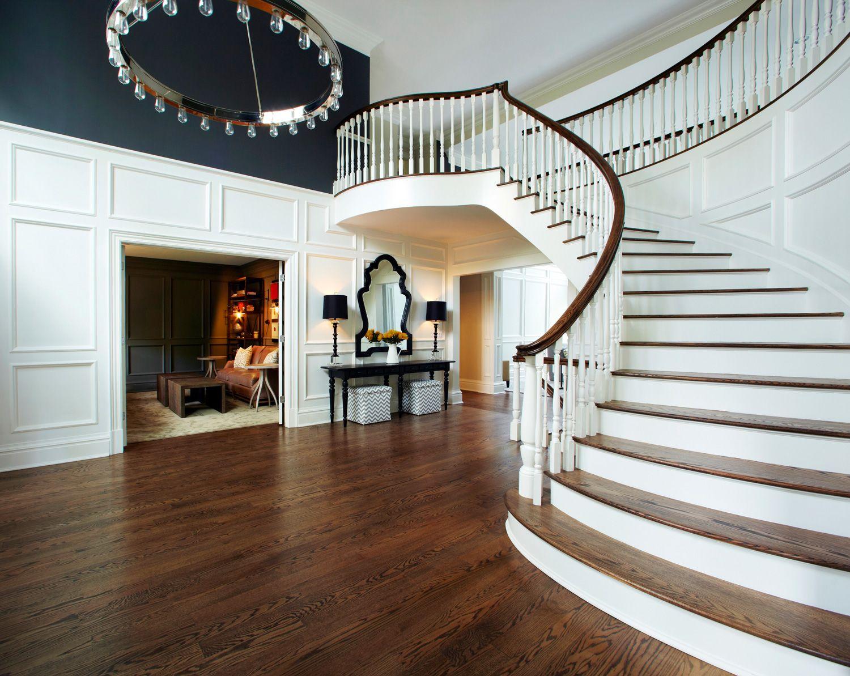 Best Benjamin Moore Deep Royal 2061 10 Staircase Design 400 x 300