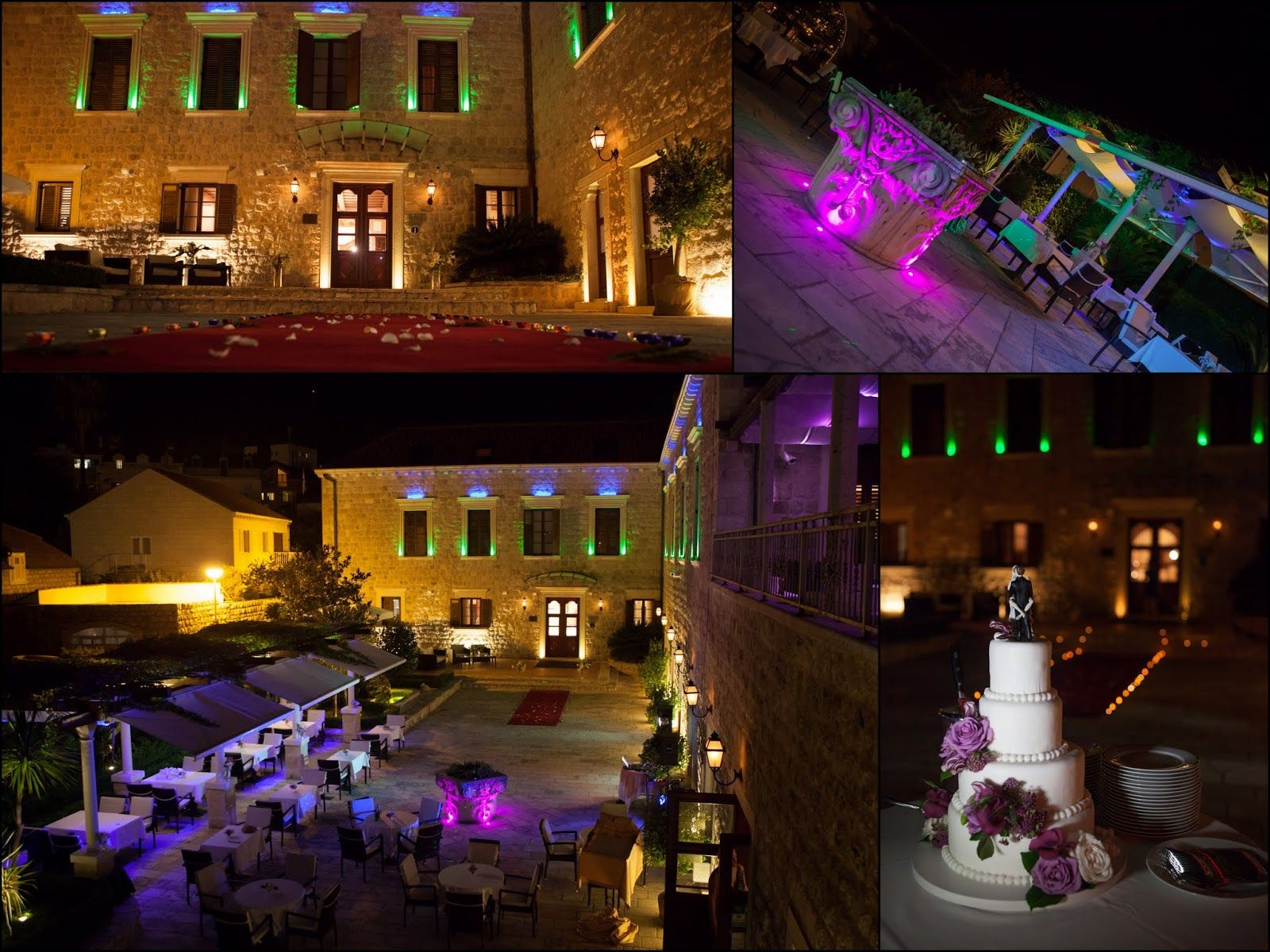 Weddings In Dubrovnik Hotel Kazbek Ideal For Exclusive Private