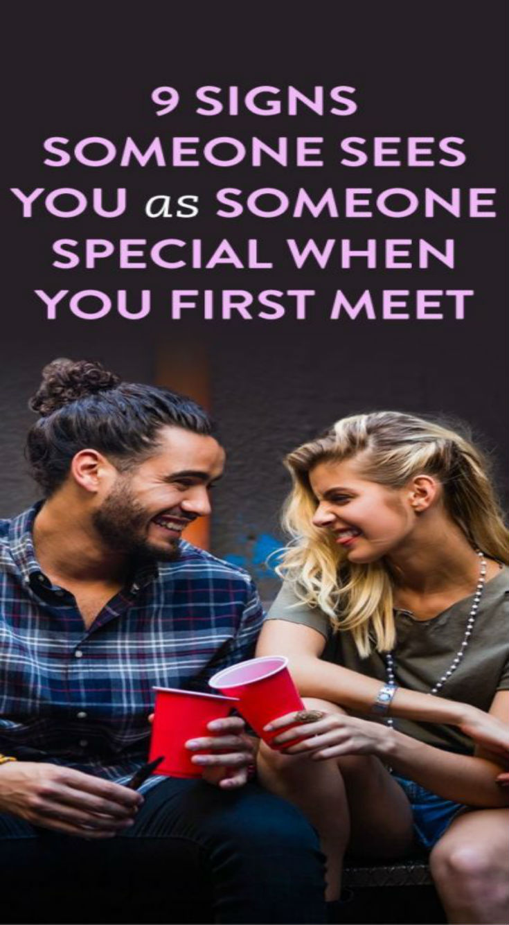 9 Signs Someone Sees You As Something Special - Daily Rumors