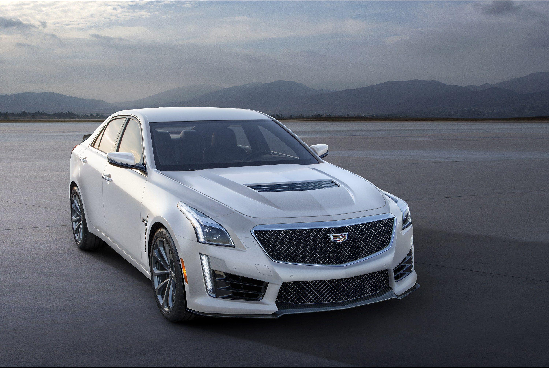 2020 Cadillac LTS Review