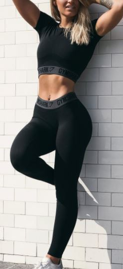 Photo of Gymshark Flex Leggings – Clearance! Up to 75% discount! Filmed at Stylizio for women …