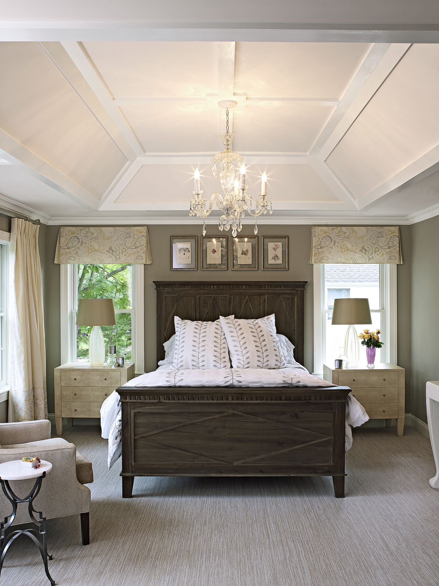 Master Bedroom Tray Ceiling Paint Ideas Best Of Bedrooms with Open ...
