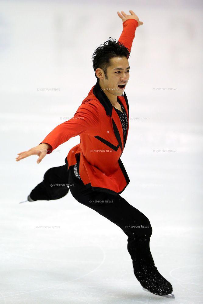 Japan Figure Skating Championships 2012-13  「Rock'n'Roll Medley (Hard Times)〜The Stroll〜Rudy's Rock」
