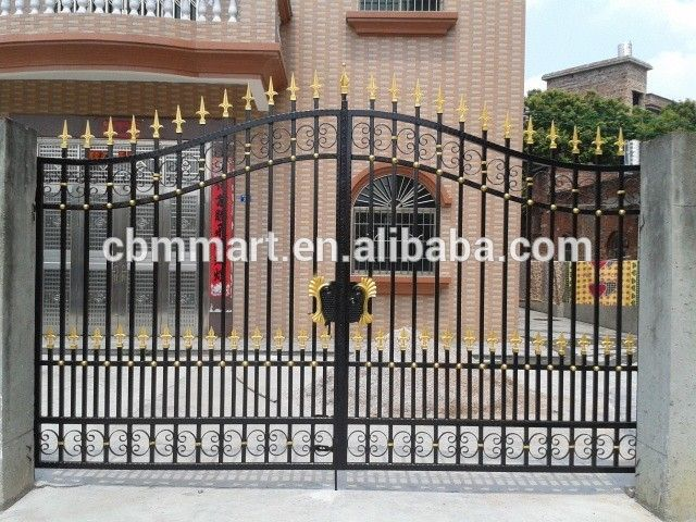 Front Gate Design Of House Part - 18: Indian House Main Gate Designs, Indian House Main Gate Designs Suppliers  And Manufacturers At Alibaba.com