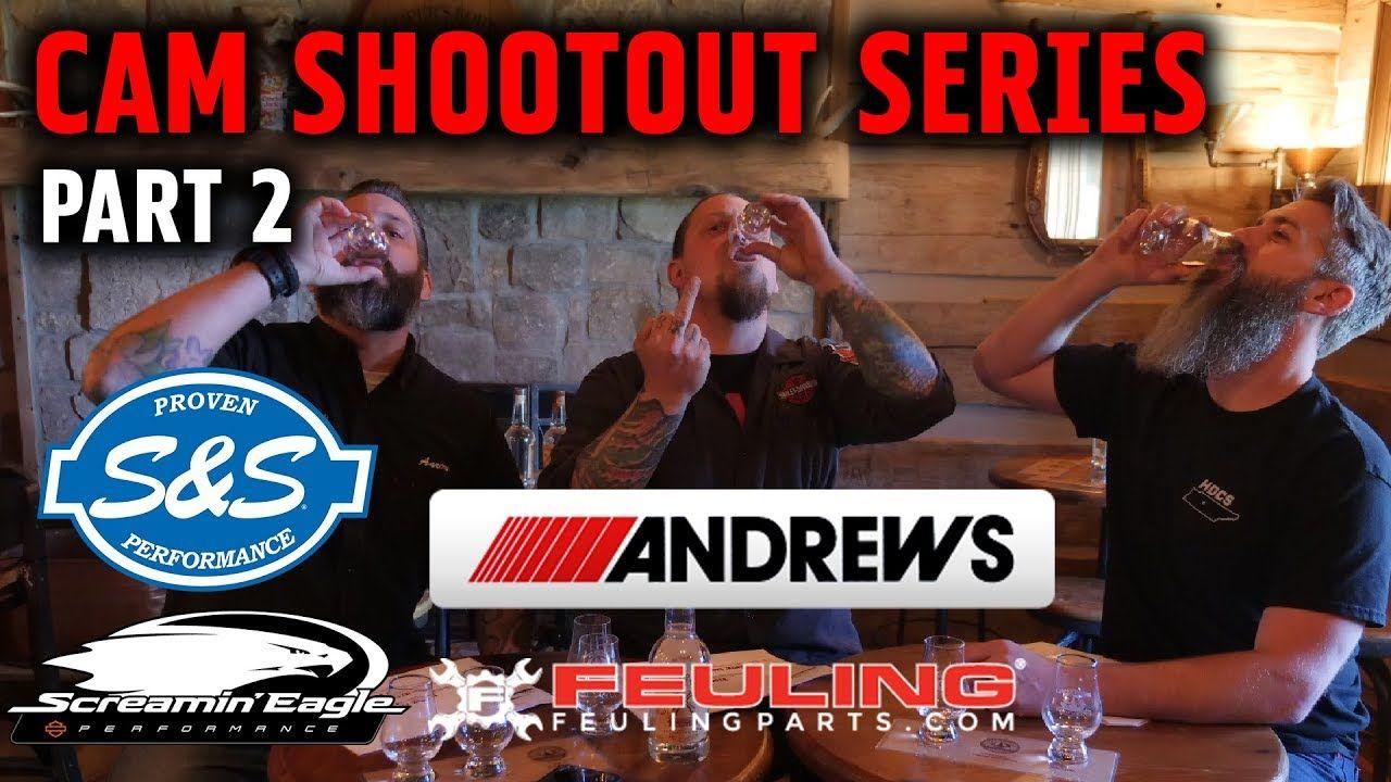 Cam Shootout Series Part 2 Screamin Eagle 462 Andrews 464 Reaper 4 Screamin Street Glide Special Harley Davidson Street