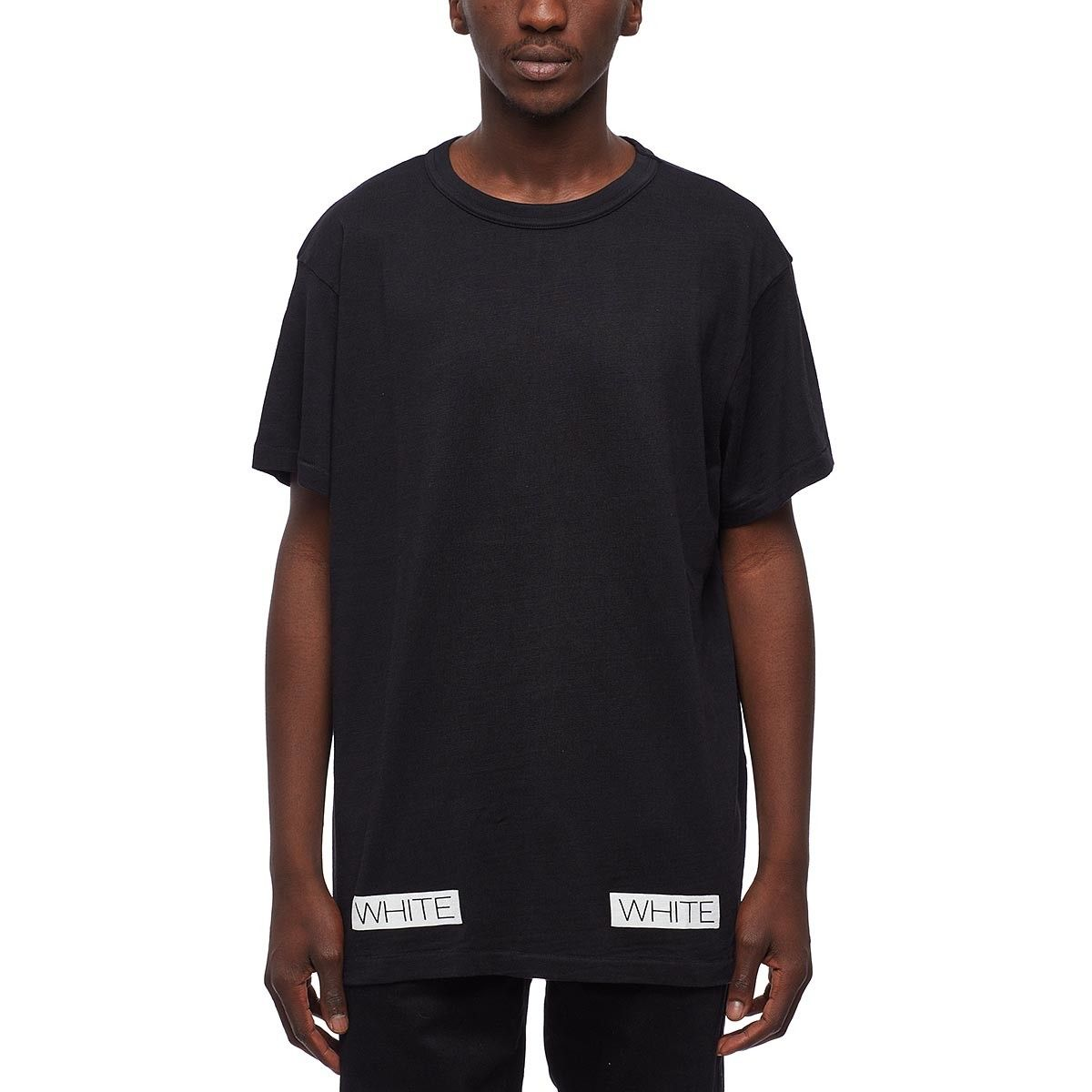 Blue collar t-shirt from the S/S2016 Off-White c/o Virgil ...