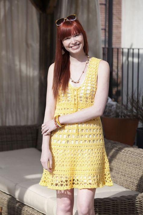 Top 10 Free Patterns For Crochet Summer Clothes Crochet Summer