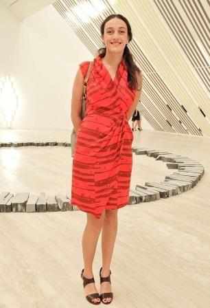 Valeria Drogue – à Museo Jumex, Mexico