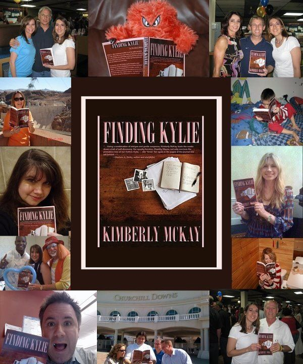 Readers from all over send me their pic, with my books!  I'd love to hear from you too!  Email me at Kimberlymckayauthor@gmail.com