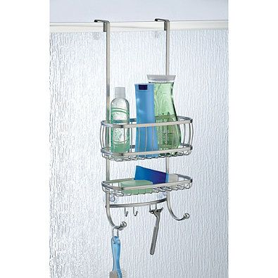Idesign York Over Door Shower Caddy Shower Caddy Shower Tile Shower Design