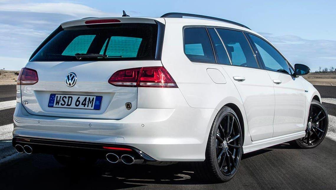 Volkswagen Golf R wagon on the cards for Australian return