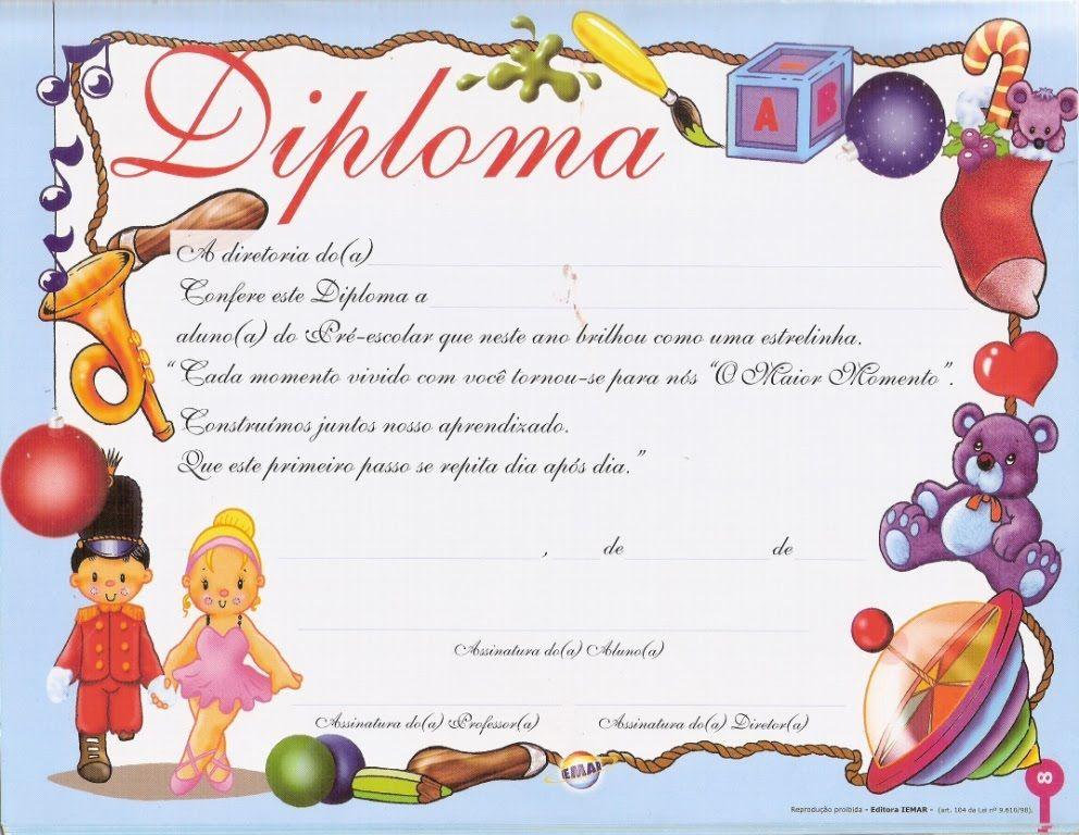 Muito DIPLOMA+FORMATURA+EDUCAÇÃO+INFANTIL.jpg (992×768) | Finalistas  TT19