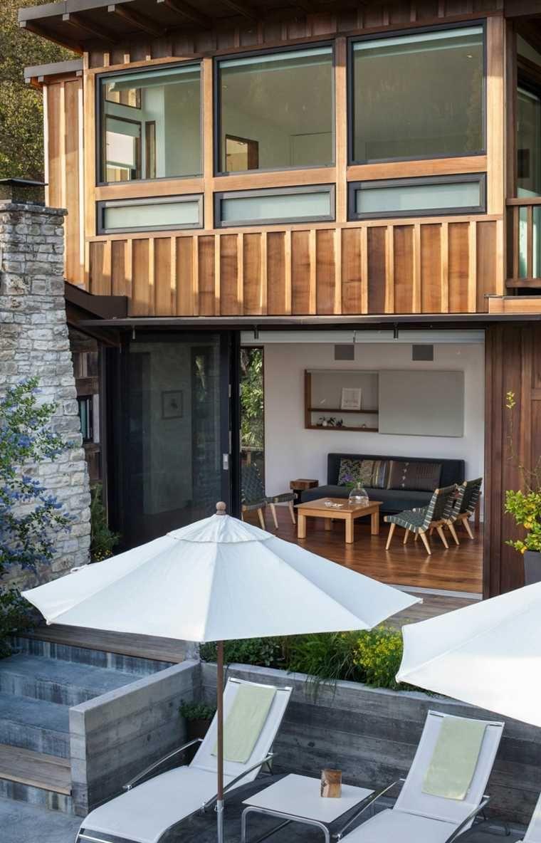 Home design exterieur und interieur maison rustique  the shack conçue par feldman architecture et