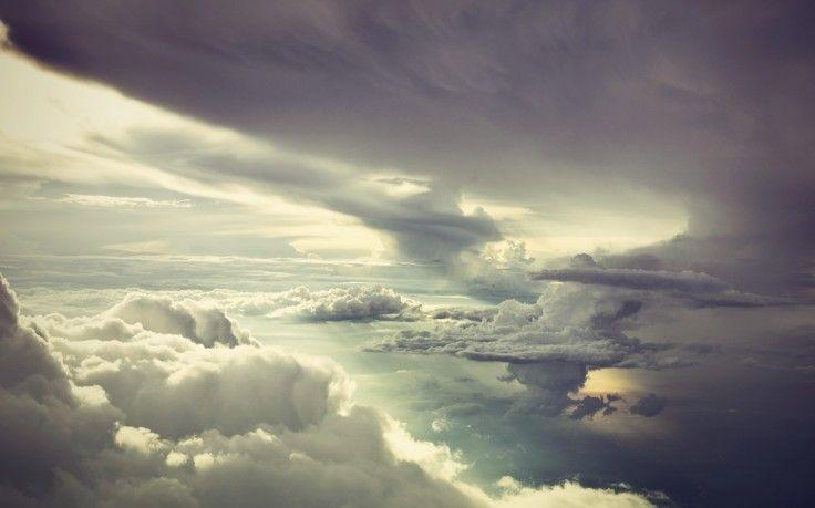 clouds, Nature HD Wallpaper Desktop Background Clouds
