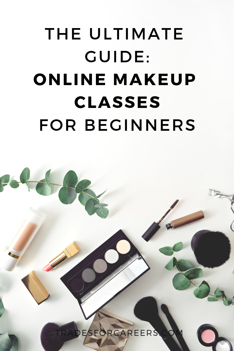 Makeup Classes Online The Online Makeup School Handbook