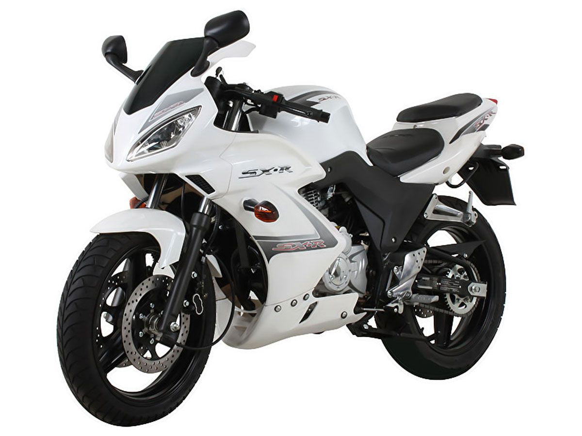 STB005 250cc Street Bike with Semi-Automatic Transmission, 5-speed