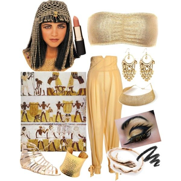 sc 1 st  Archivosweb.com & Cleopatra Simple Costume - Archivosweb.com