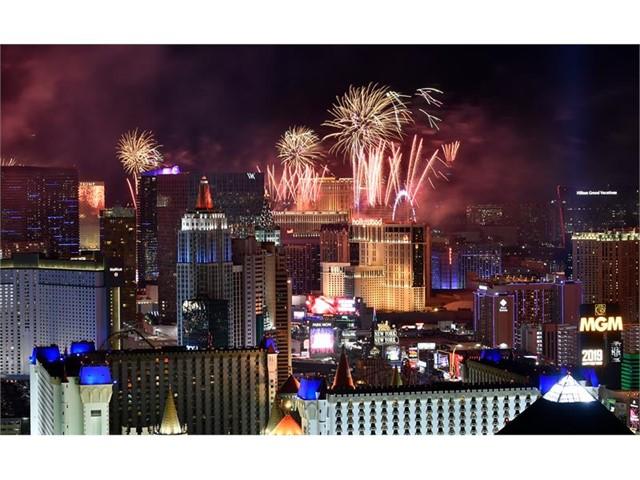 New Year's Eve In Las Vegas New years eve in las vegas